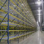 Large Scale Pallet Racking System