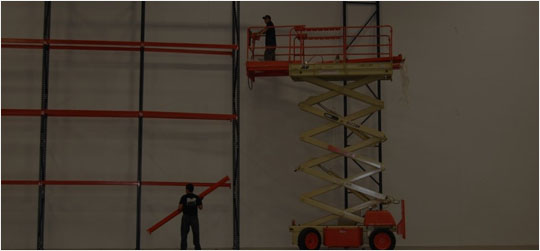 professional-pallet-rack-installation