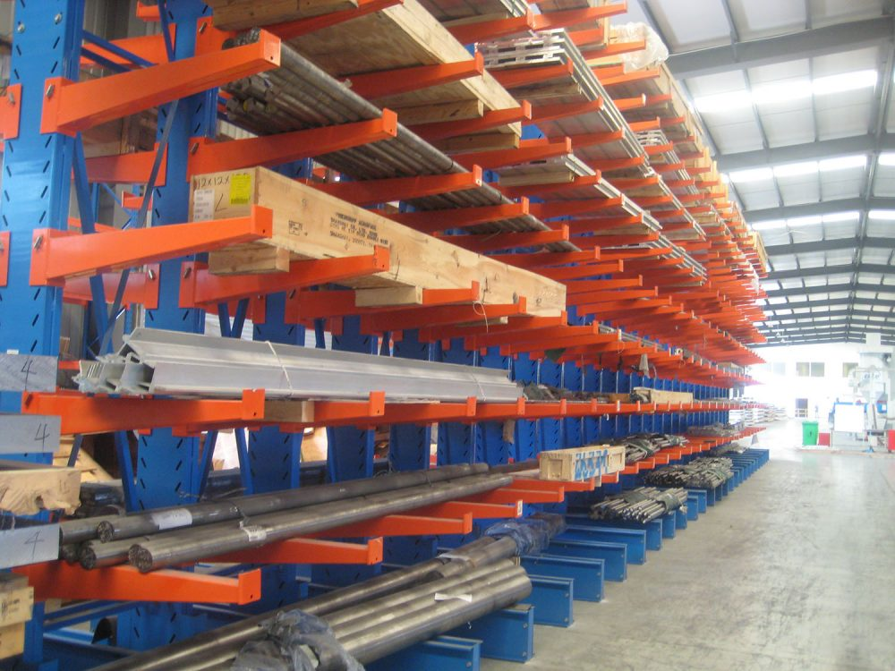 Double sided Cantilever