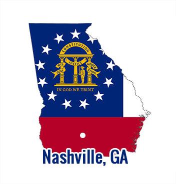 Nashville-GA-Map