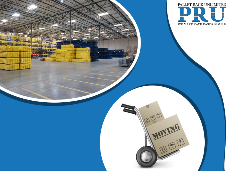 warehouse-with-yellow-and-blue-storage-boxes-and-illustration-of-a-boxes-moving-equipment